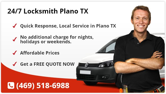 Plano TX Locksmith